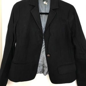 Wool Jcrew Blazer